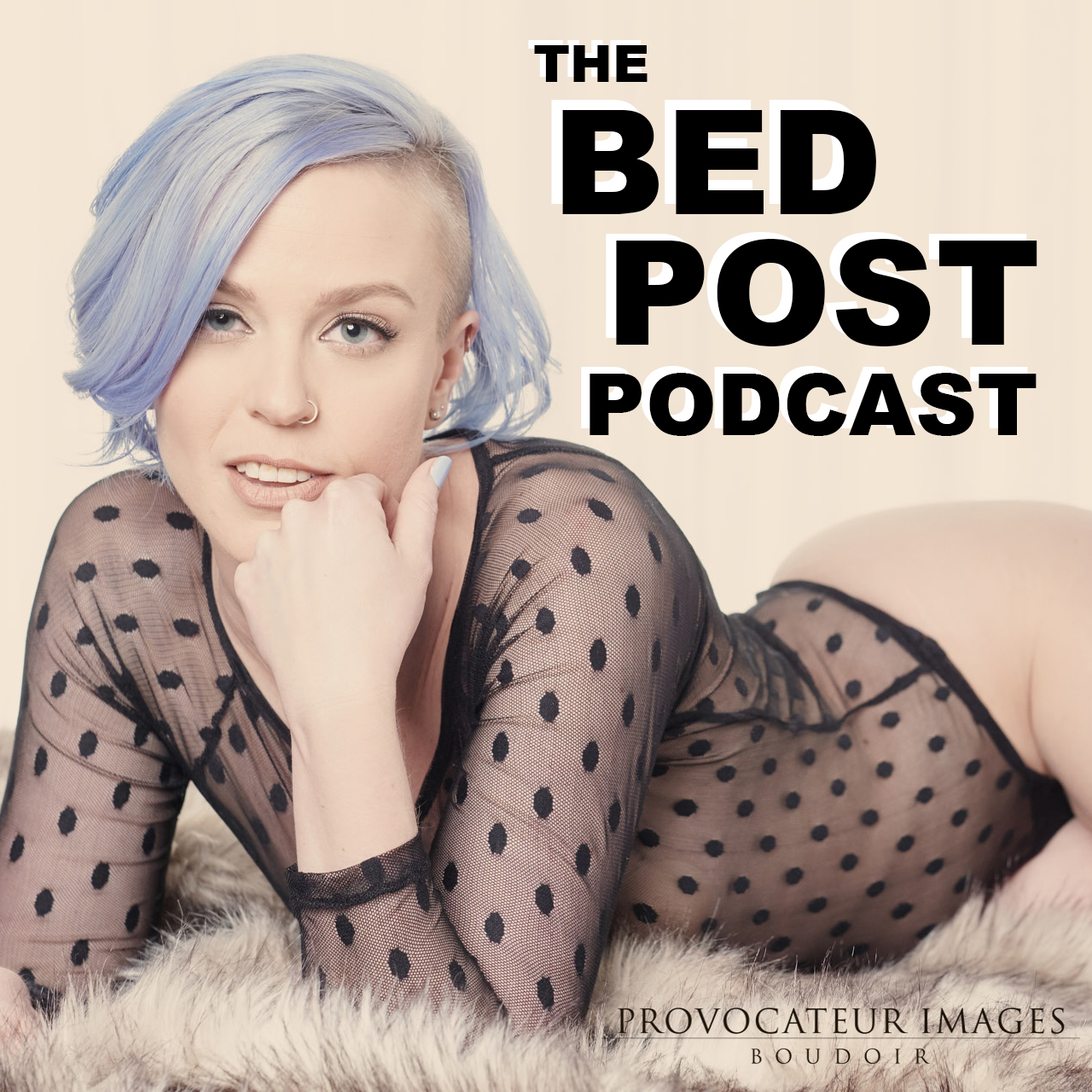 Erotic bed post