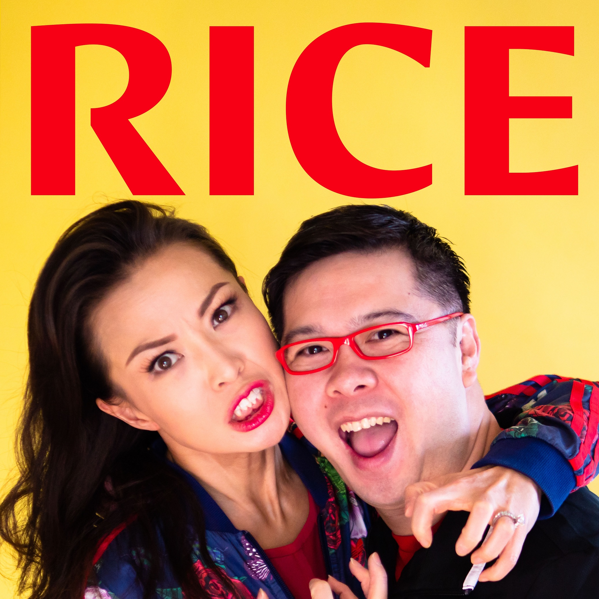 RICE Asian Comedy Podcast